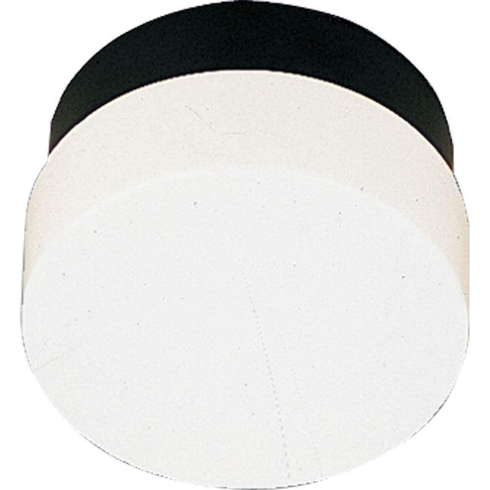 Hard-Nox Collection Black 1-light Wall Lantern