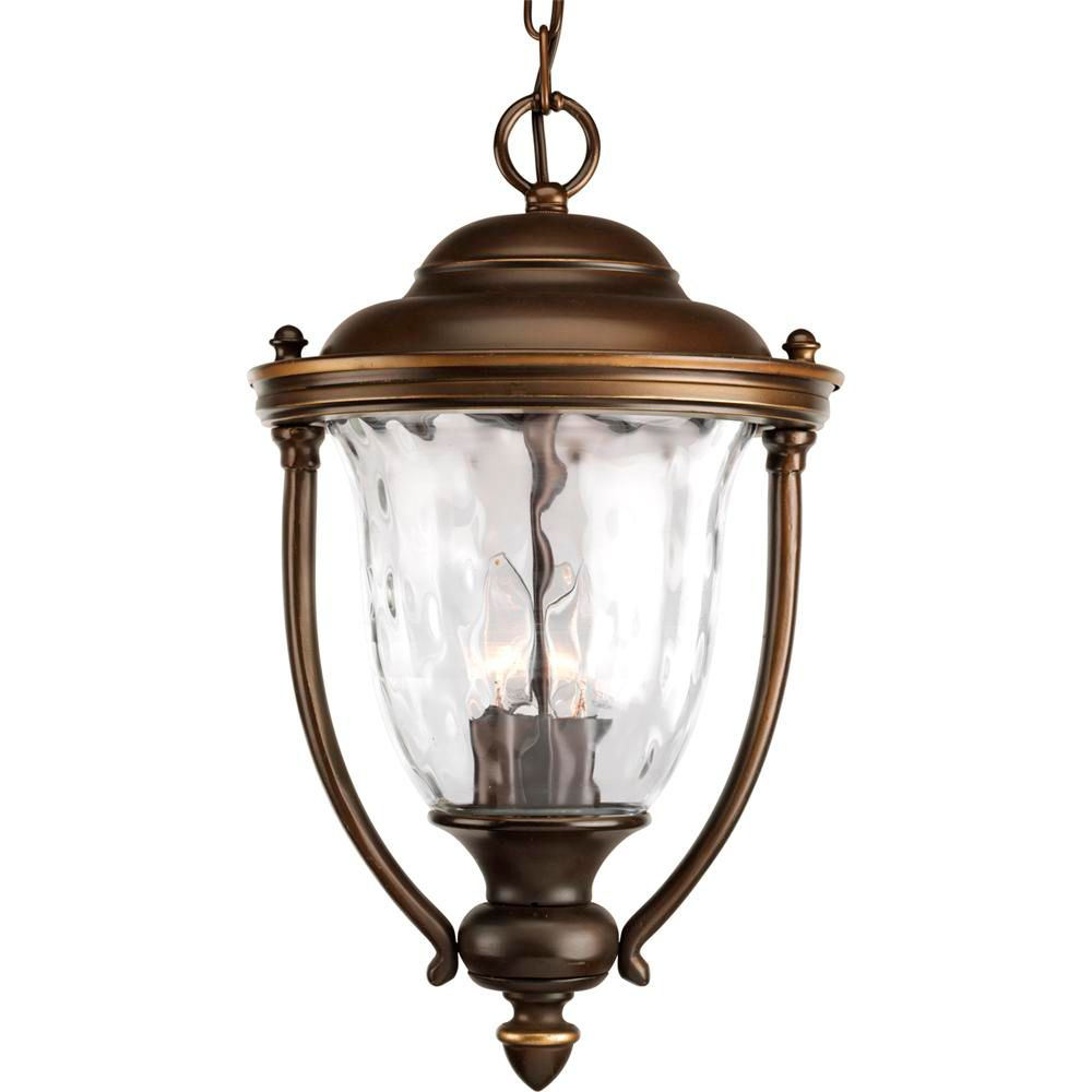 Prestwick Collection Oil Rubbed Bronze 3-light Hanging Lantern