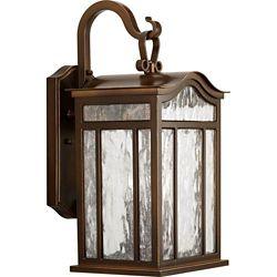 Progress Lighting Meadowlark Collection Oil Rubbed Bronze 3-light Wall Lantern