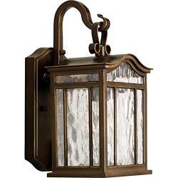 Progress Lighting Meadowlark Collection Oil Rubbed Bronze 1-light Wall Lantern
