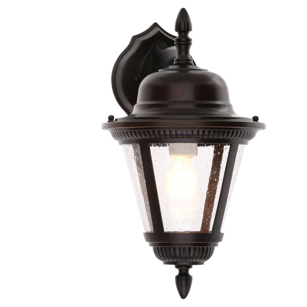 Westport Collection Antique Bronze 1-light Wall Lantern