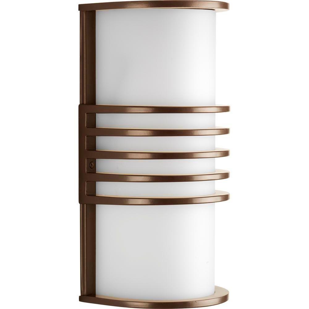 Parker Collection Antique Bronze 1-light Wall Lantern