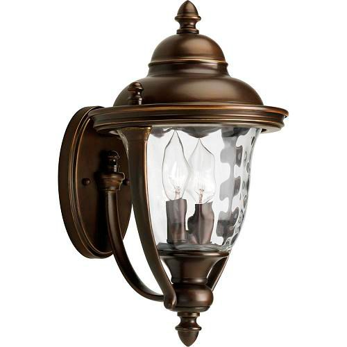 Prestwick Collection Oil Rubbed Bronze 2-light Wall Lantern