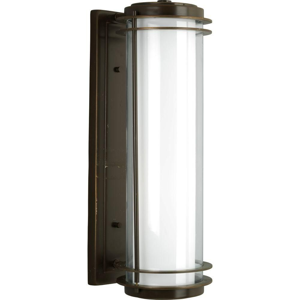 Penfield Collection Oil Rubbed Bronze 2-light Wall Lantern