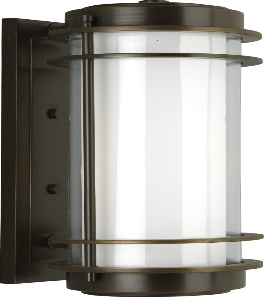 Penfield Collection Oil Rubbed Bronze 1-light Wall Lantern