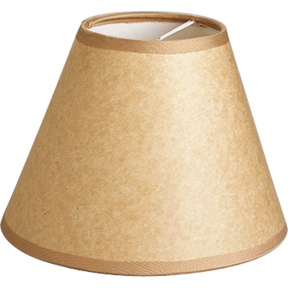 Lamp shades the home depot canada kraft accessory shade aloadofball Choice Image