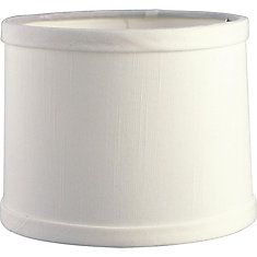 Roxbury Collection Off White Accessory Shade