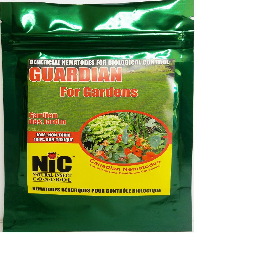 Natural Insect Control -Guardian for Gardens