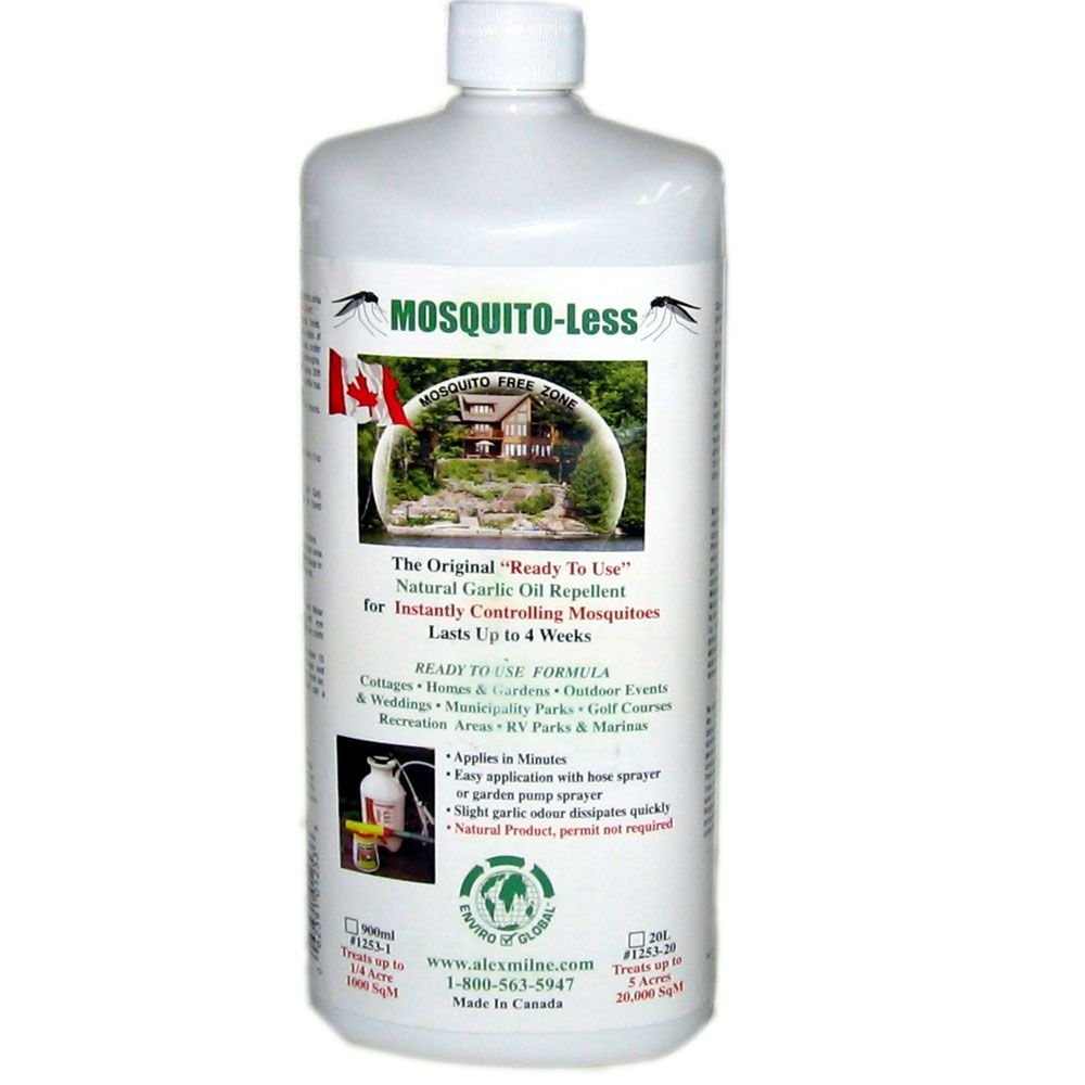 Mosquito Less - 900 ml