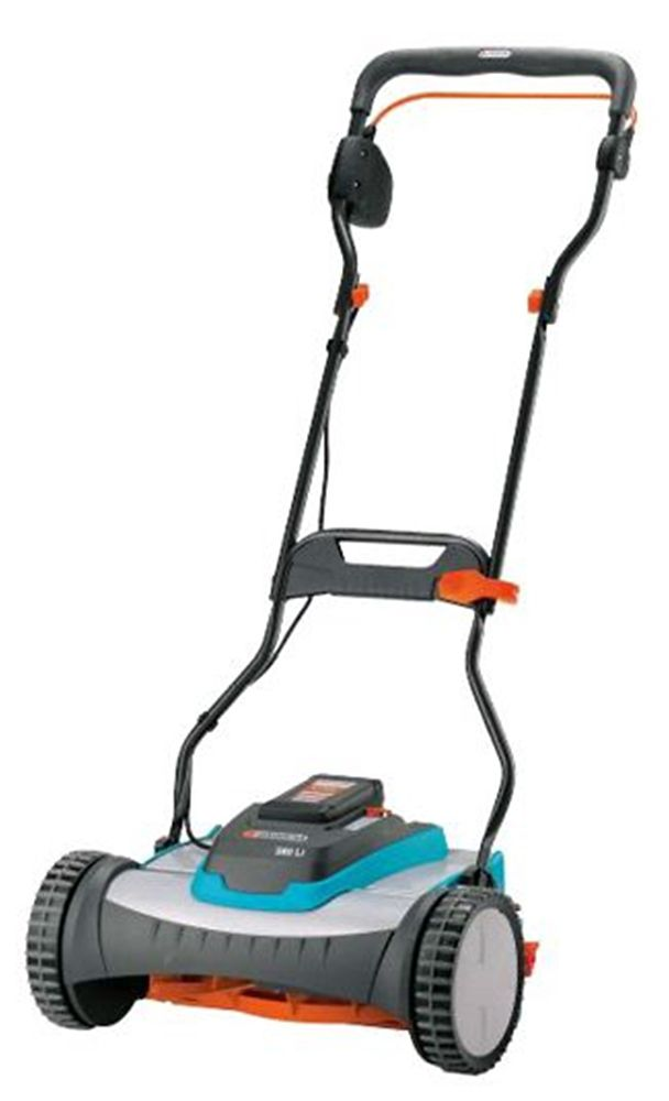 380 Li Accu Rechargeable Cylinder Lawn Mower