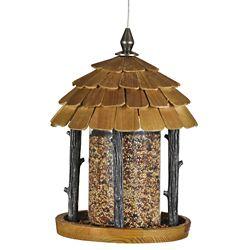 Perky-Pet Mangeoire d'oiseaux sauvages Wood Gazebo de