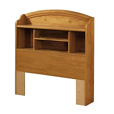wessex bookcase pine with drawers