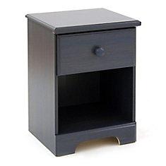 Table de chevet 1 tiroir Summer Breeze, Myrtille