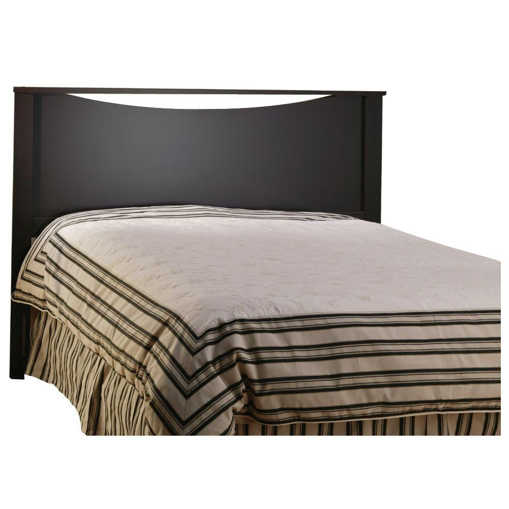 Lux Full/Queen Headboard Chocolate
