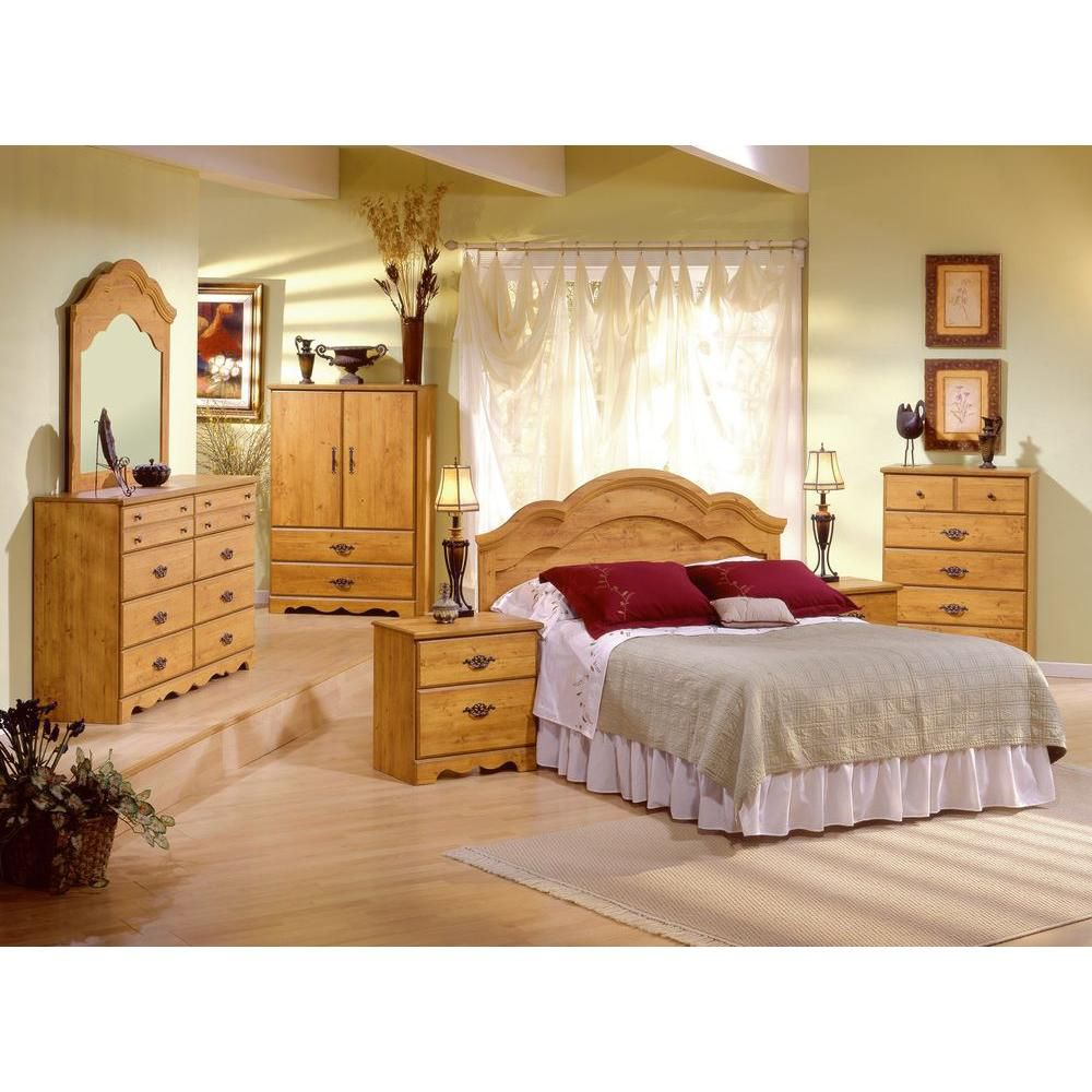 Triple Dresser COUNTRY PINE