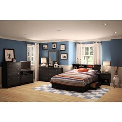 South Shore Bel Air Mates Bed 60 In.