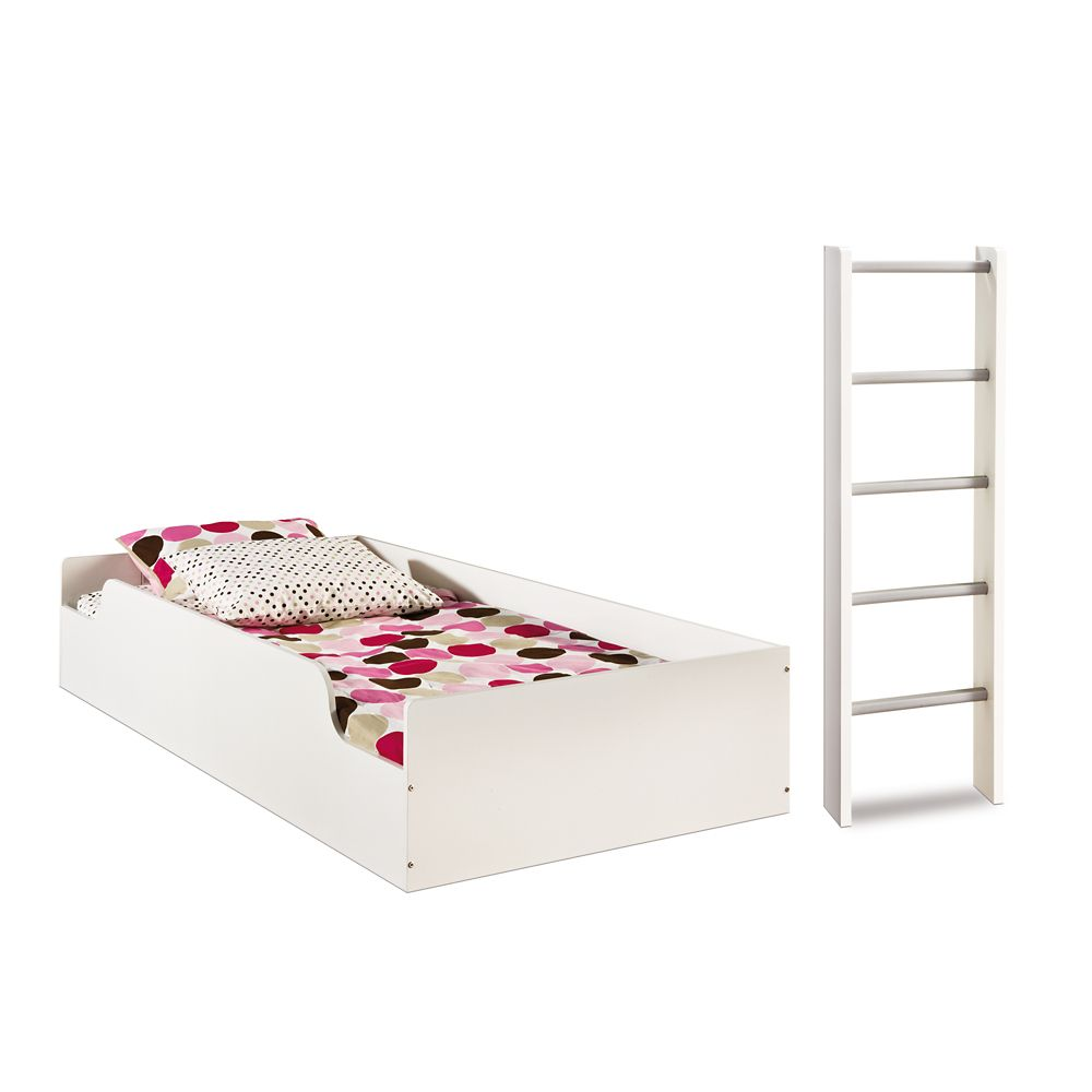 Clever Upper Bed for 39 In. Bunk Bed