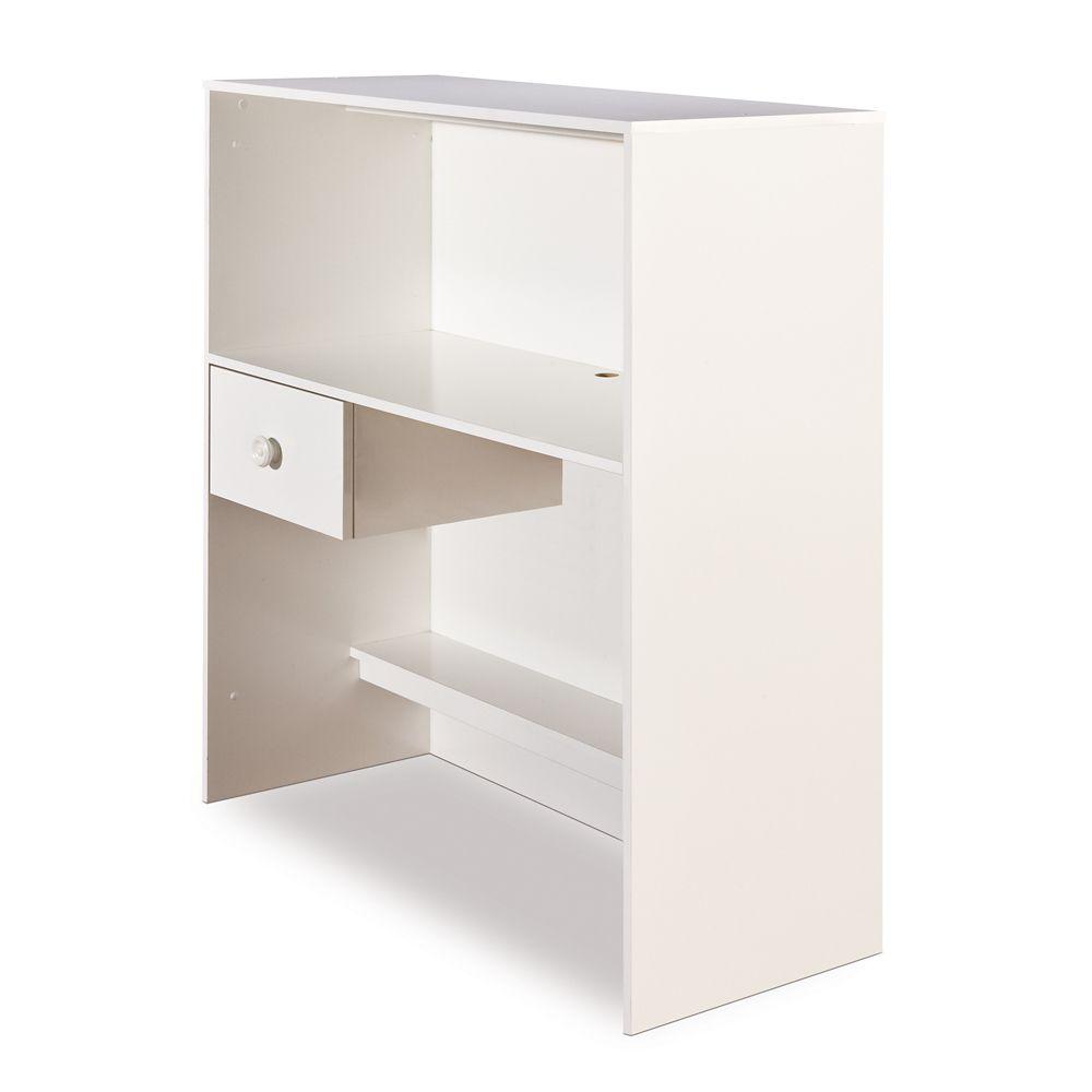 south shore clever pupitre pour lit superpos 39 home depot canada. Black Bedroom Furniture Sets. Home Design Ideas
