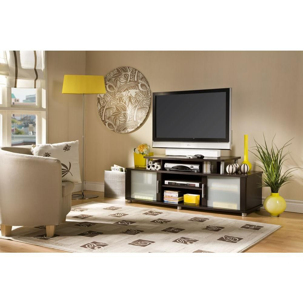 50 In. City Life TV Stand