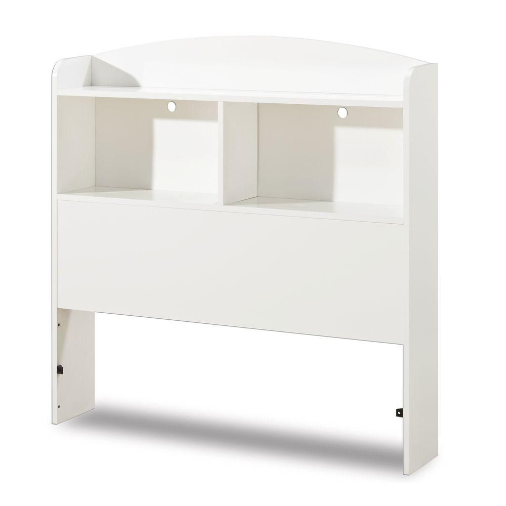 Clever Bookcase Headboard 39 In.