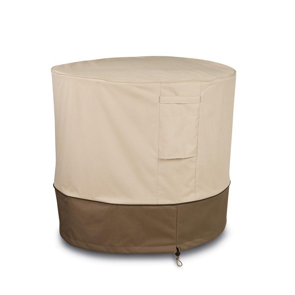 Classic Accessories Round Air Conditioner Cover