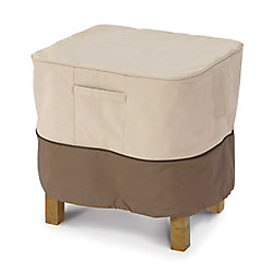 Classic Accessories Housse pour ottoman ou table dappoint