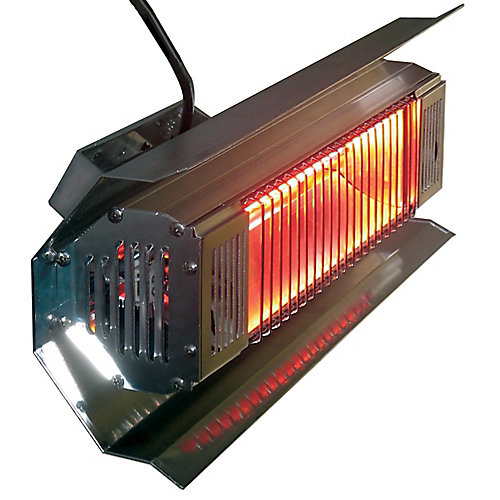 Wall Mount Infrared Heater in 304 High Grade Stainless Steel