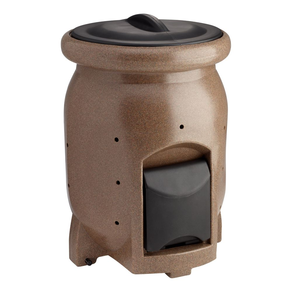 Sandstone Look Composter - 50 Gallon Capacity