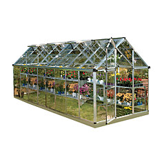 Deluxe Snap N Grow 6 ft. x 16 ft. Greenhouse