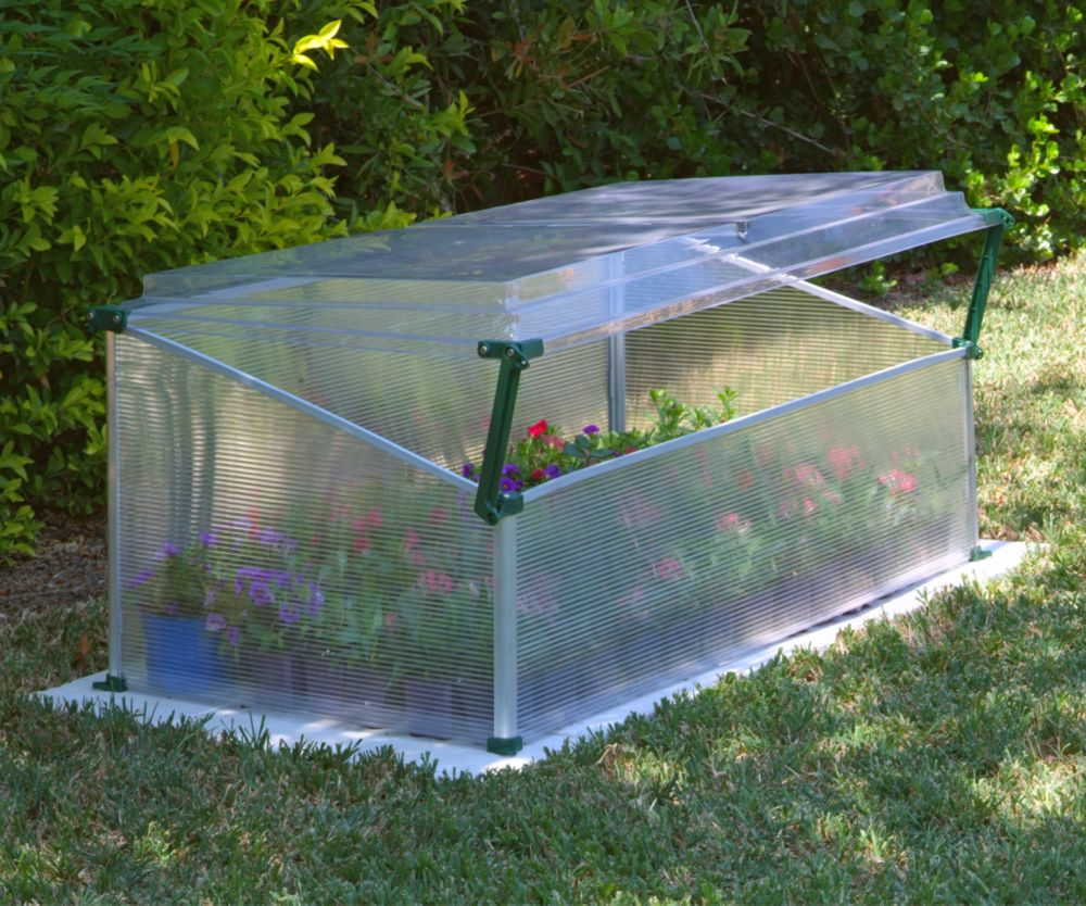 Deluxe Single Cold Frame - 3.3 Feet x 1.7 Feet
