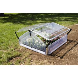 Palram Deluxe Cold Frame 3 ft. x 3 ft. Greenhouse
