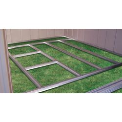 Arrow 4 ft. x 7 ft. and 4 ft. x 10 ft. Shed Floor Frame Kit