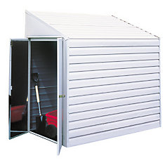 Yardsaver 4 ft. x 10 ft. Storage Unit