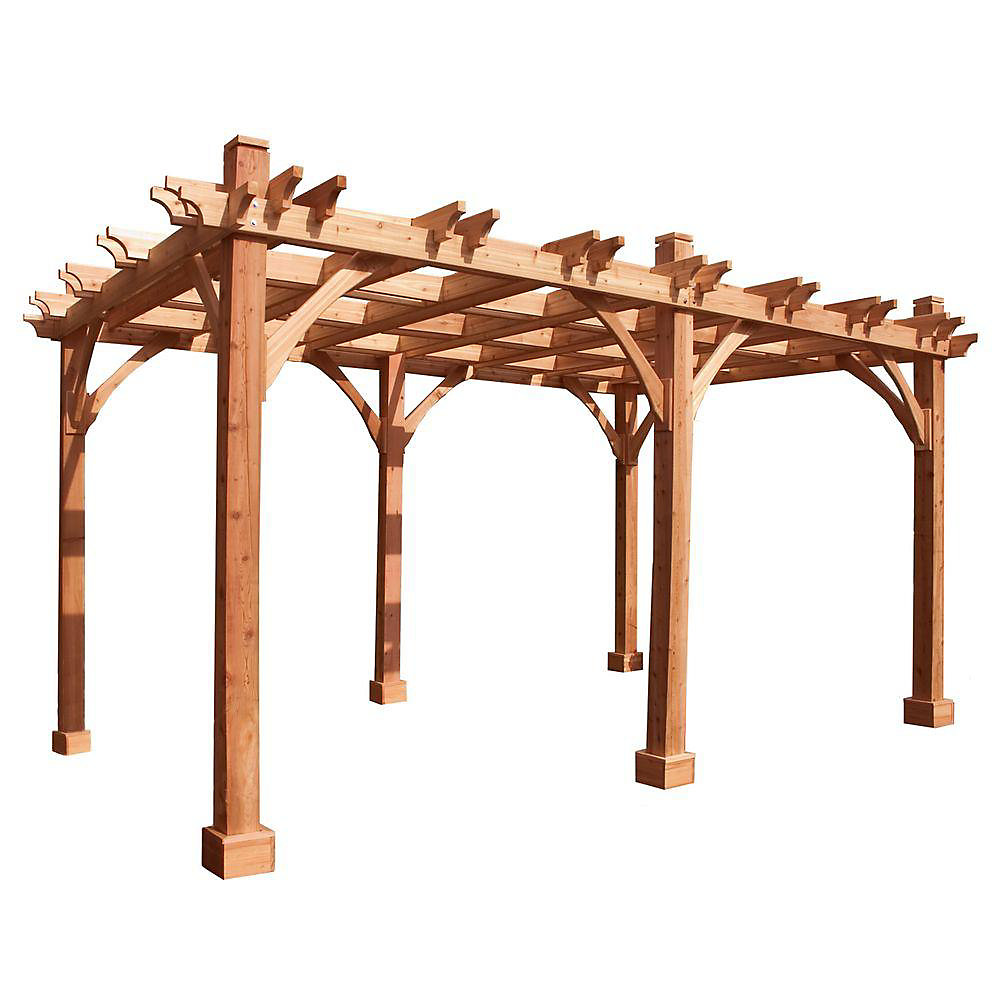 Breeze 12 ft. x 16 ft. Pergola