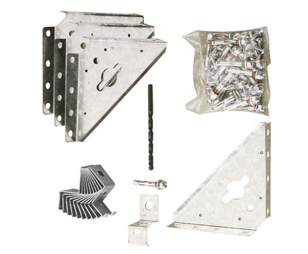 Concrete Anchor Kit