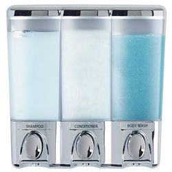 Clear Choice Dispenser III Chrome