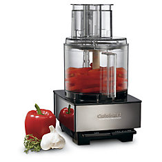 Black Chrome 14 Cup Food Processor