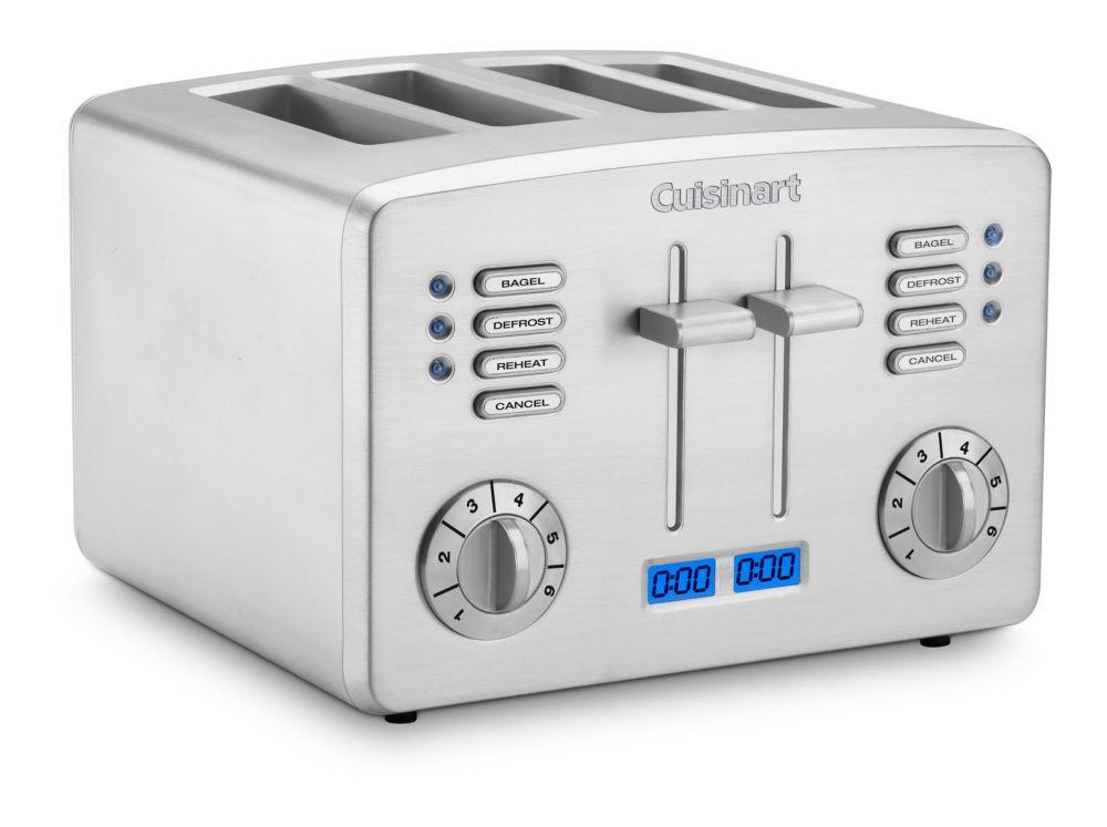 Cuisinart Cuisinart Metal Classic 4 Slice Toaster