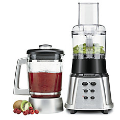 Premier Duet Blender Food Processor - 600 Watt