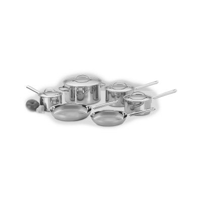 Cuisinart 10-Piece Classic Collection Cookware Set