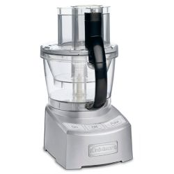 Cuisinart Elite Collection Die Cast Food Processor  12 Cup, 3 Litre