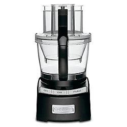 Cuisinart Food Processor, 12 Cup - Black