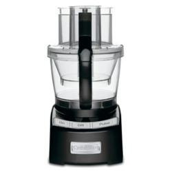 Cuisinart Food Processor, 12 Cup - Black