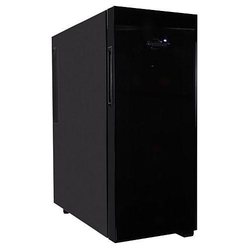 Koolatron Cellier à vin thermoélectrique de 12 bouteilles
