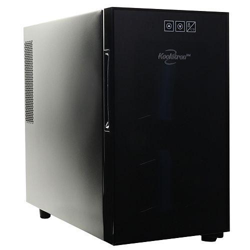 Koolatron Cellier à vin thermoélectrique de 8 bouteilles