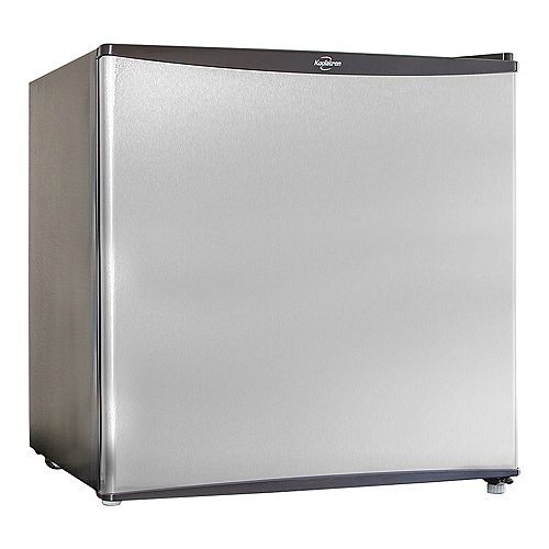 Koolatron Kool 1.7 cu. ft. Compact Thermoelectric Fridge in Stainless Steel
