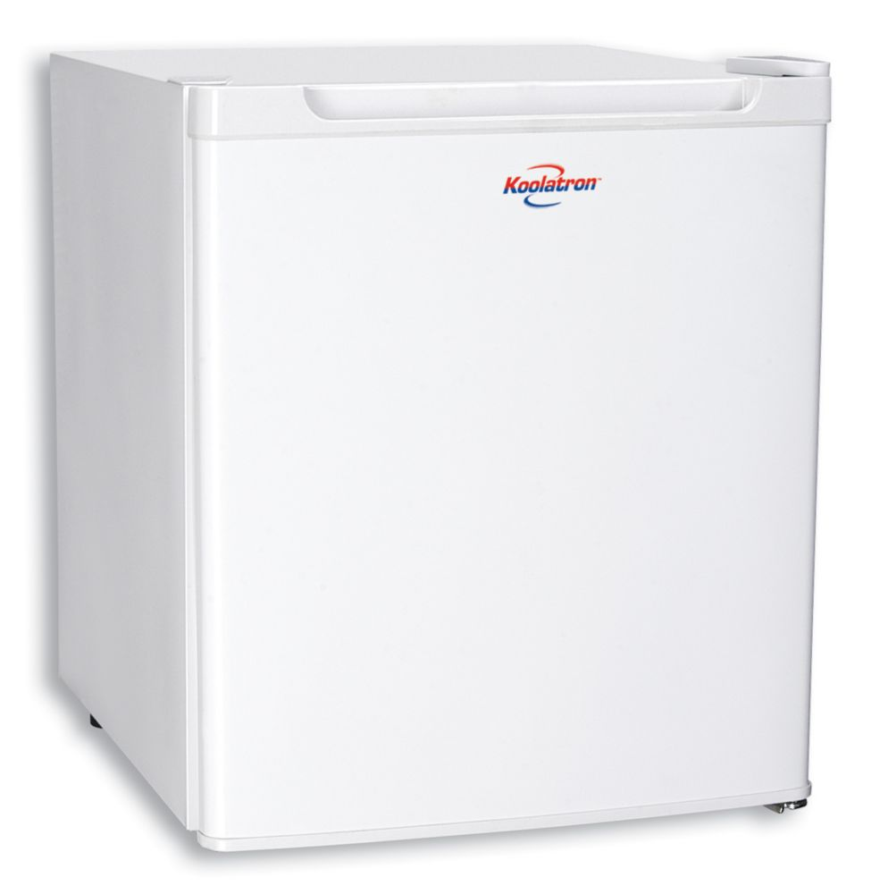 Koolatron 1.7 Cu. Ft. Kool Compact Thermoelectric Fridge in White