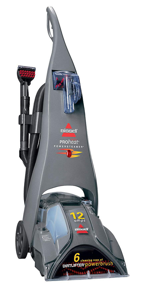 Bissell Proheat Powersteamer Upright Deep Cleaner The