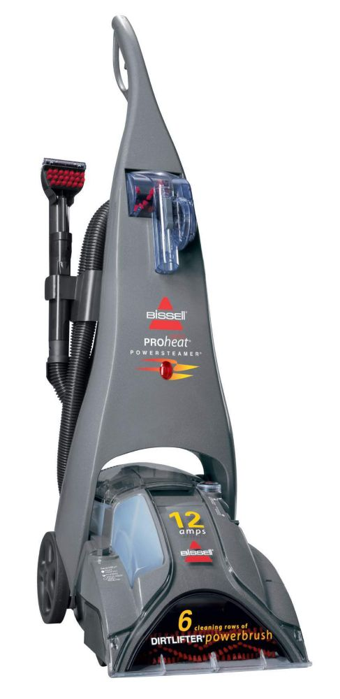 Bissell Proheat Powersteamer Upright Deep Cleaner