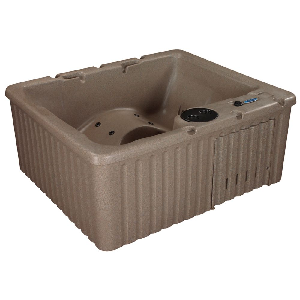 San Ava 14-Jet Spa with Cabinet in Millstone